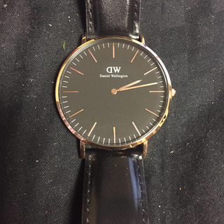 ダニエルウェリントン(Daniel Wellington)のダニエルウェリントン 腕時計 Daniel Wellington(腕時計(アナログ))