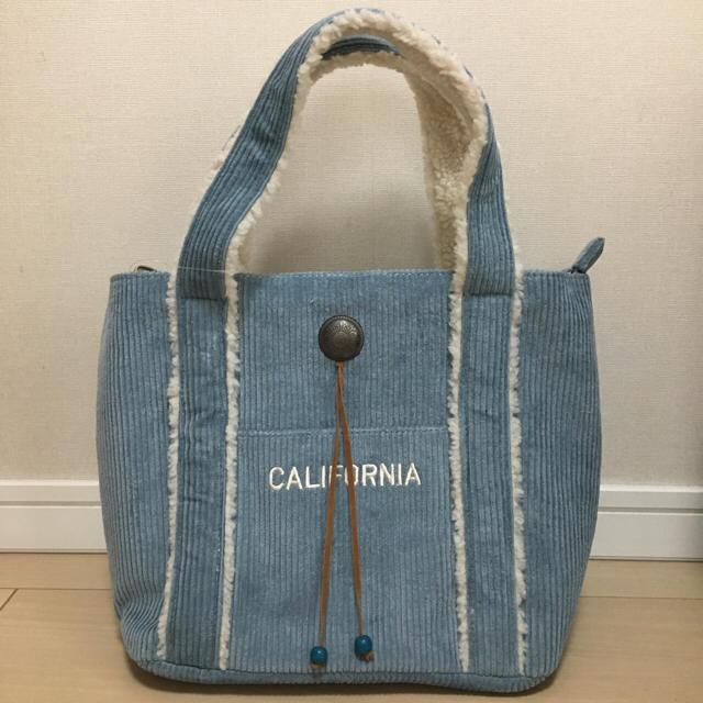 しまむら(シマムラ)のbayflow風 トート レディースのバッグ(トートバッグ)の商品写真