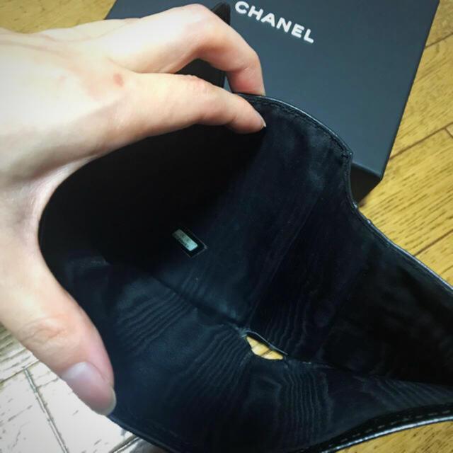 CHANEL(シャネル)のプラチナ  様 専用 シャネル キャビア フラップ 正規品 レディースのファッション小物(財布)の商品写真