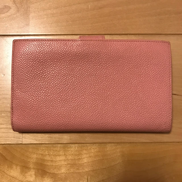 CHANEL(シャネル)のシャネル長財布 レディースのファッション小物(財布)の商品写真