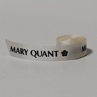マリークワント(MARY QUANT)のmi 様 MARY QUANT マリークワント🌼黒デイジーリボン245㎝(その他)