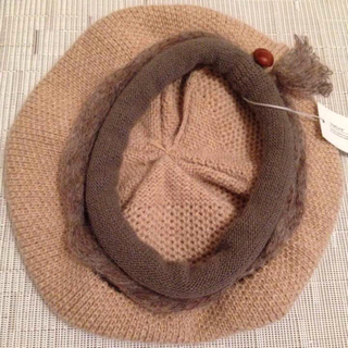 ネストローブ(nest Robe)のmature ha. マチュアーハ ベレー帽(ハンチング/ベレー帽)