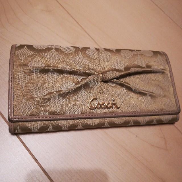 COACH(コーチ)のCOACH コーチ財布 レディースのファッション小物(財布)の商品写真