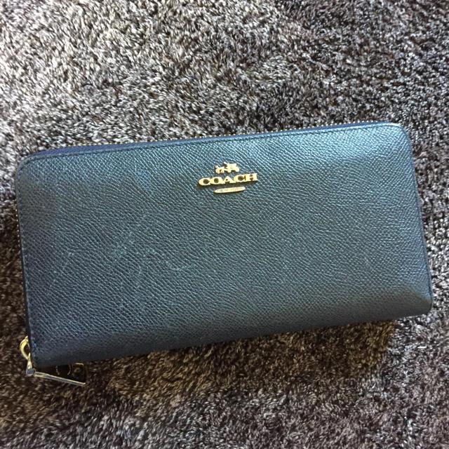 COACH(コーチ)のcoach 財布 レディースのファッション小物(財布)の商品写真