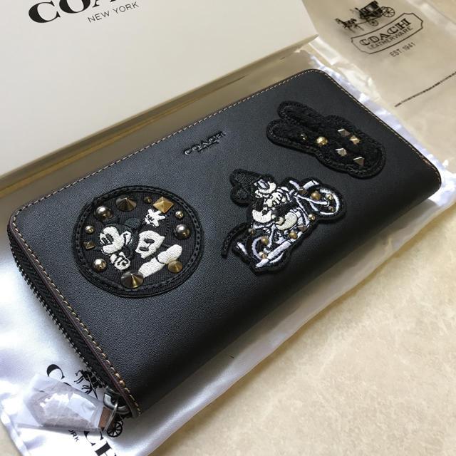 COACH(コーチ)のcoach アウトレット 長財布 レディースのファッション小物(財布)の商品写真