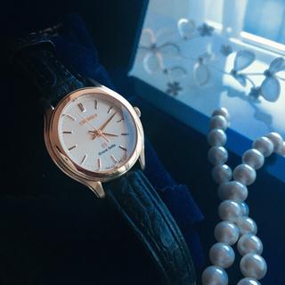 グランドセイコー(Grand Seiko)のようこ様専用グランドセイコークロコ レディースウォッチ(腕時計)