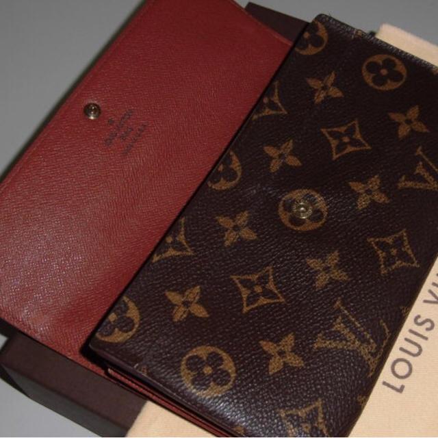 LOUIS VUITTON(ルイヴィトン)のLOUIS VUITTON ポシェット ポルト モネ  レディースのファッション小物(財布)の商品写真