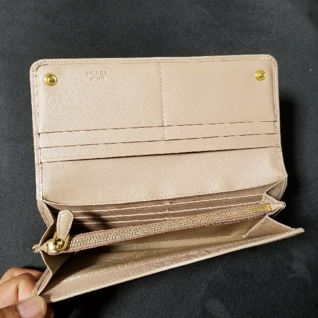 PRADA(プラダ)のプラダ PRADA サイフ 財布 リボン レディースのファッション小物(財布)の商品写真
