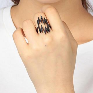 CHARLOTTE LEBECK シャーロットレベック リング 指輪(リング(指輪))