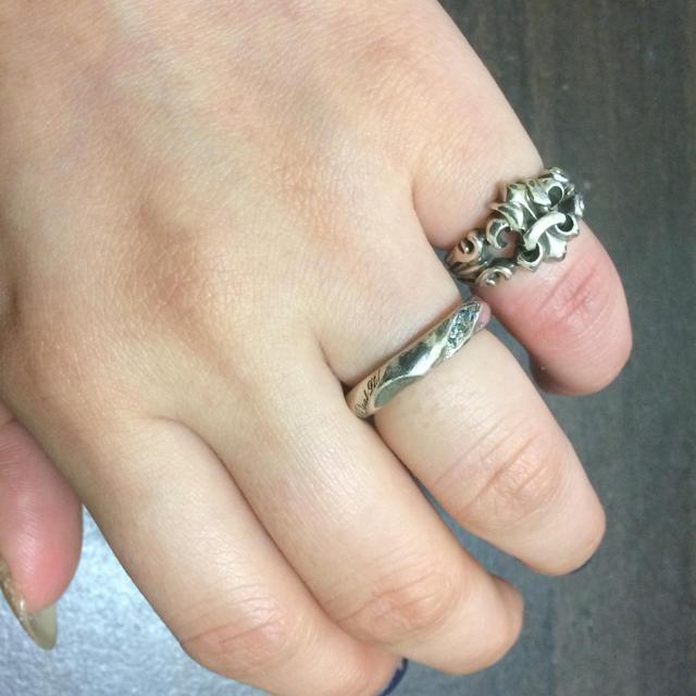 DEAL DESIGN(ディールデザイン)のライ様専用 DEAL DESIGN リング #9 メンズのアクセサリー(リング(指輪))の商品写真