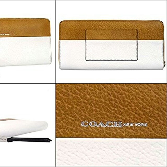 COACH(コーチ)の半額以下!!☆★新品☆★COACH  長財布 レディースのファッション小物(財布)の商品写真