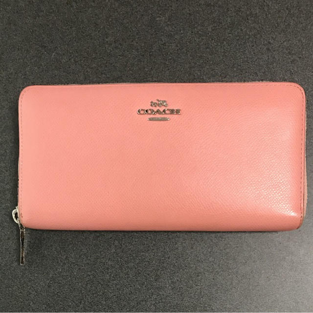COACH(コーチ)の【正規品】コーチ 長財布  レディースのファッション小物(財布)の商品写真