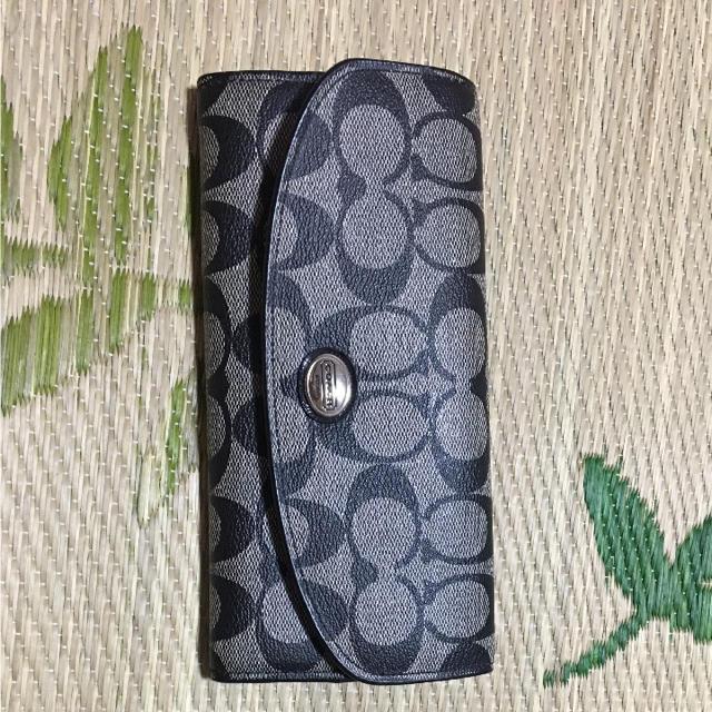 COACH(コーチ)の新品未使用 コーチ 長財布  レディースのファッション小物(財布)の商品写真