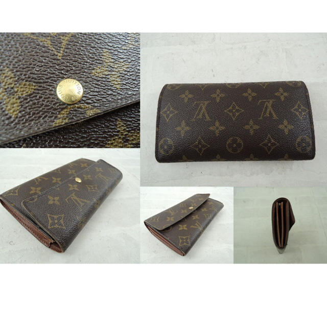 LOUIS VUITTON(ルイヴィトン)のLOUIS VUITTON ルイヴィトン ポルトフォイユサラ 長財布 レディースのファッション小物(財布)の商品写真