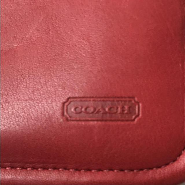 COACH(コーチ)のcoachお札入れ レディースのファッション小物(財布)の商品写真