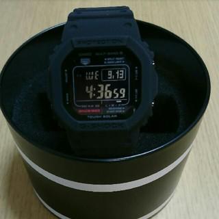 カシオ(CASIO)の【新品未使用】 35周年モデル G-SHOCK GW-5035A-1JR(腕時計(デジタル))