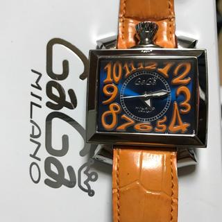 ガガミラノ(GaGa MILANO)のガガミラノ 腕時計 期間限定値下げ(腕時計(デジタル))