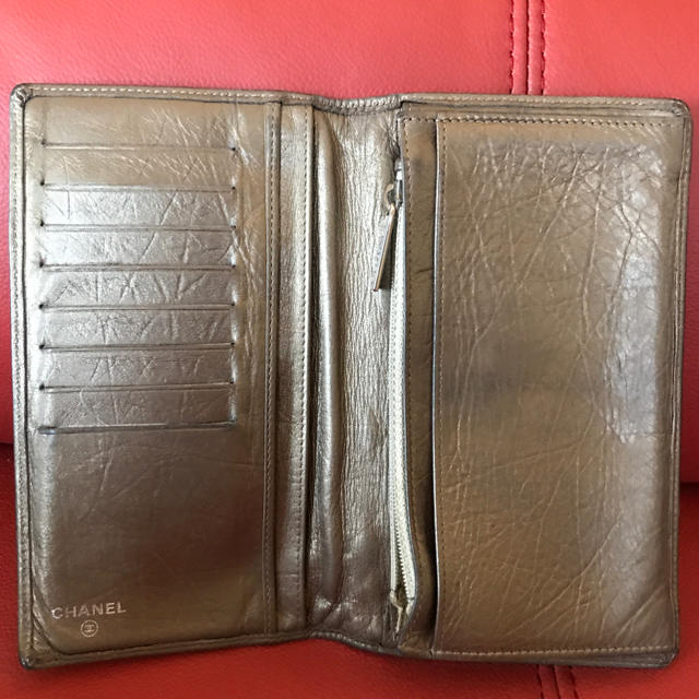 CHANEL(シャネル)のお値下げ‼️‼️シャネル 長財布 レディースのファッション小物(財布)の商品写真