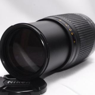 ニコン(Nikon)の❤迫力満点❤ Nikon 望遠レンズ 70-300㎜(レンズ(ズーム))