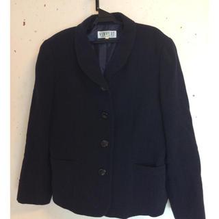 バンベール(VINVERT)のネイビーのジャケット(テーラードジャケット)