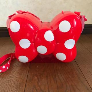 ディズニー(Disney)のディズニーランド TDL ミニーちゃん ポップコーンバケット(キャラクターグッズ)