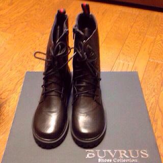 バブラス(BUVRUS)のショートブーツ(ブーツ)