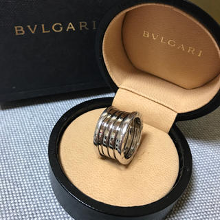 ブルガリ(BVLGARI)のブルガリ★ビーゼロワン★4連リング(リング(指輪))