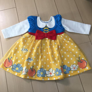 シマムラ(しまむら)のハロウィン 白雪姫 コスチューム(衣装)