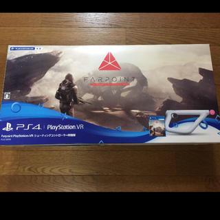 プレイステーションヴィーアール(PlayStation VR)のtake様専用 ファーポイント シューティング 同梱版 Farpoint(家庭用ゲームソフト)