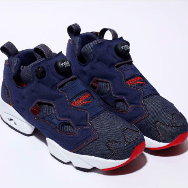 Reebok(リーボック)の【23cm】リーボック×ゾゾタウン ポンプフューリー レディースの靴