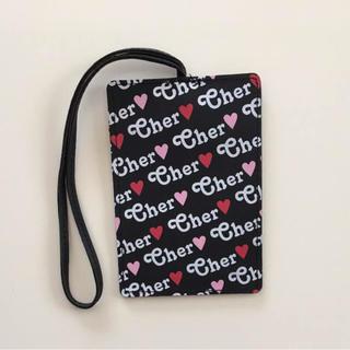 シェル(Cher)のcher パスケース カードケース(名刺入れ/定期入れ)