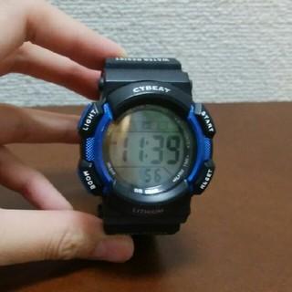 J-AXIS メンズ デジタル 腕時計(腕時計(デジタル))