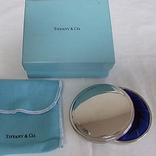 ティファニー(Tiffany & Co.)のTIFFANY & Co. / Jewelry case 80mm(リング(指輪))