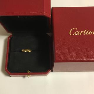 カルティエ(Cartier)のカルティエ ピンクゴールド ダイヤモンド44号(リング(指輪))