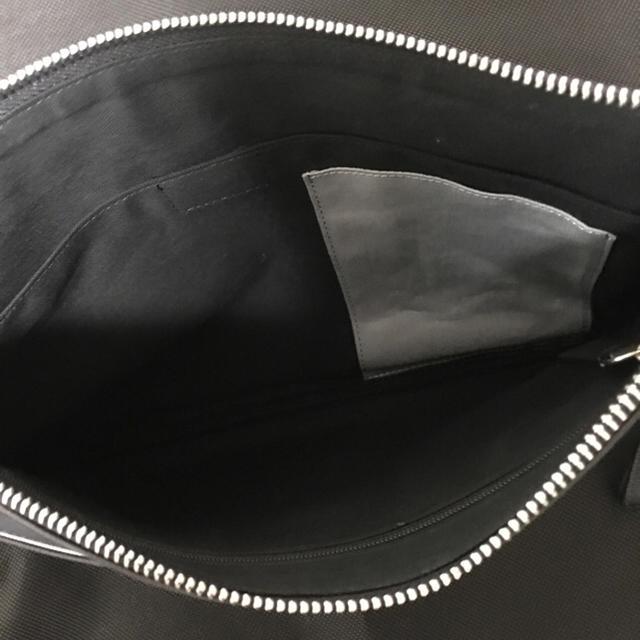 BLACK LABEL CRESTBRIDGE(ブラックレーベルクレストブリッジ)の希少  美品  クレストブリッジ  クラッチ   メンズのバッグ(セカンドバッグ/クラッチバッグ)の商品写真