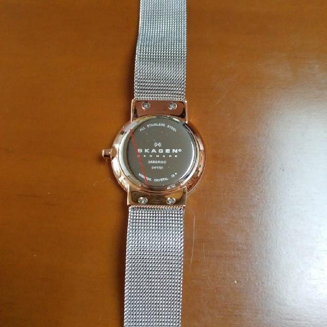 SKAGEN(スカーゲン)のEllie様専用 ☆新品 SKAGEN 358SRSC レディース腕時計  レディースのファッション小物(腕時計)の商品写真