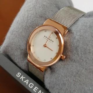 スカーゲン(SKAGEN)のEllie様専用 ☆新品 SKAGEN 358SRSC レディース腕時計 (腕時計)