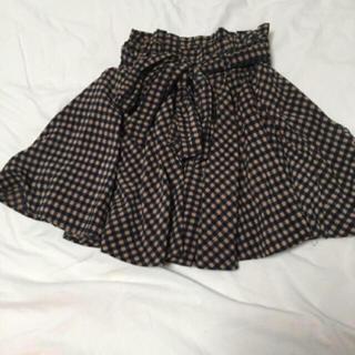 マーキュリーデュオ(MERCURYDUO)のCOCO DEALスカート(ミニスカート)