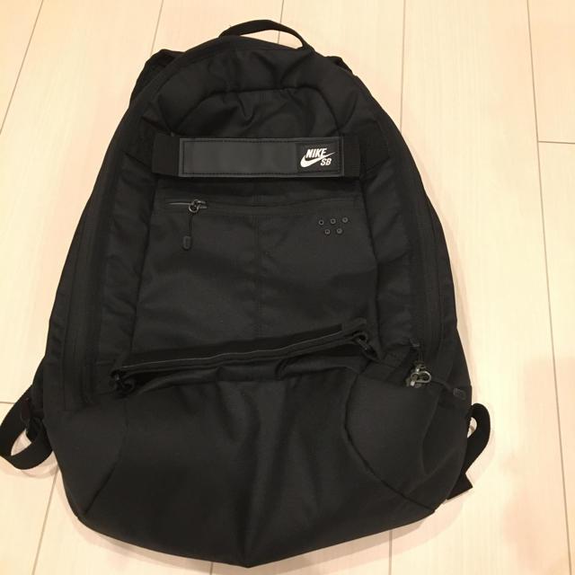 NIKE(ナイキ)のナイキ リュック 黒 レディースのバッグ(リュック/バックパック