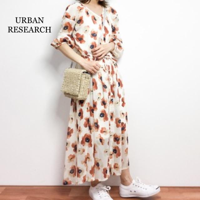 URBAN RESEARCH(アーバンリサーチ)の【美品】定価¥8,964 URBAN RESEARCH sonny label  レディースのトップス(シャツ/ブラウス(長袖/七分))の商品写真