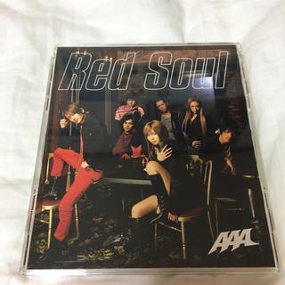 トリプルエー(AAA)のAAA Red Soul(ポップス/ロック(邦楽))