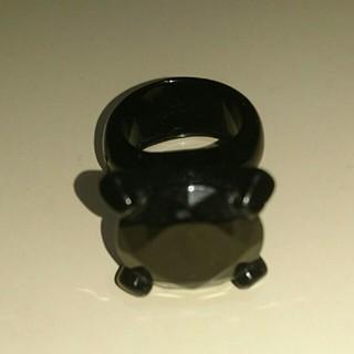 ティプトー(tiptoe)のtiptoe   プラスチックダイヤリング &ゴム(リング(指輪))