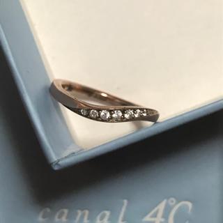 カナルヨンドシー(canal4℃)のcanal4℃ ディズニーコラボ リング(リング(指輪))