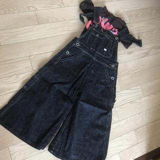 ゴートゥーハリウッド(GO TO HOLLYWOOD)の最終値下げ!go to サロペット Tシャツセット 新品 パンツ(その他)