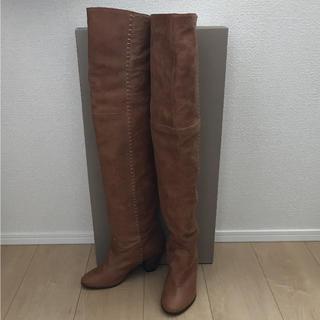 シェル(Cher)の未使用 cher シェル 購入 インポート YIJIE ブーツ ¥50925(ブーツ)