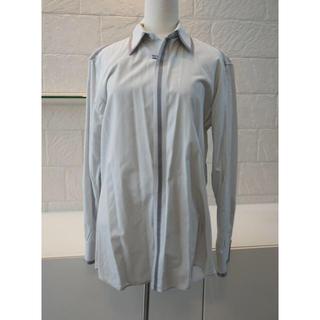 アレキサンダーマックイーン(Alexander McQueen)の美品 アレキサンダーマックイーン ワイシャツ カッターシャツ ストライプ (シャツ)