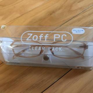 ゾフ(Zoff)のゾフ PC メガネ(サングラス/メガネ)
