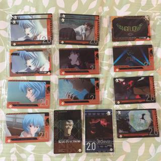 バンダイ(BANDAI)のエヴァ【ウエハース カード】まとめ売り(カード)