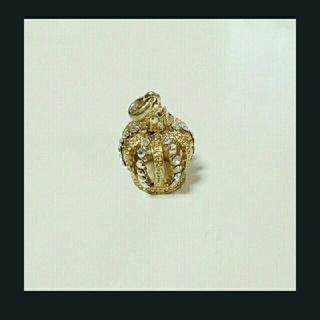 ヴィヴィアンウエストウッド(Vivienne Westwood)の王冠ペンダントヘッド   チャーム  …チェーン付き❤‼🌸(チャーム)