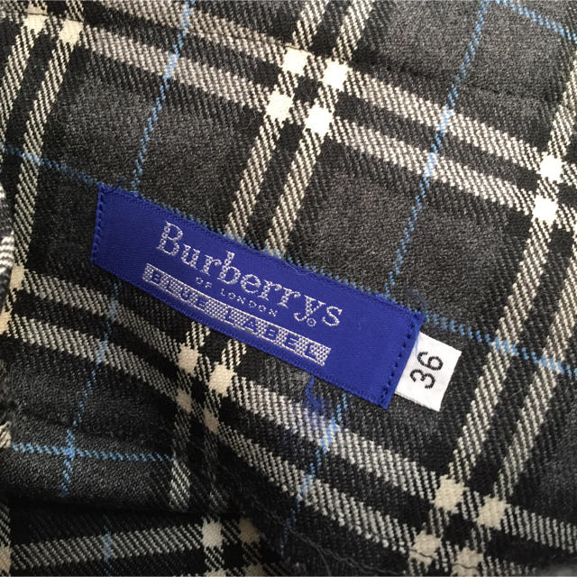 BURBERRY BLUE LABEL(バーバリーブルーレーベル)のバーバリーブルーレーベル☆スカート レディースのスカート(ミニスカート)の商品写真